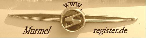 Das Register für den Trabant P50/60
