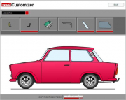 Customize your Trabant